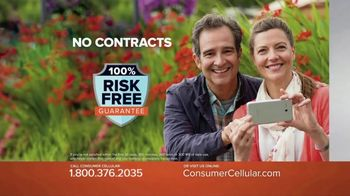 Consumer Cellular TV Spot, 'Get Just What You Need'