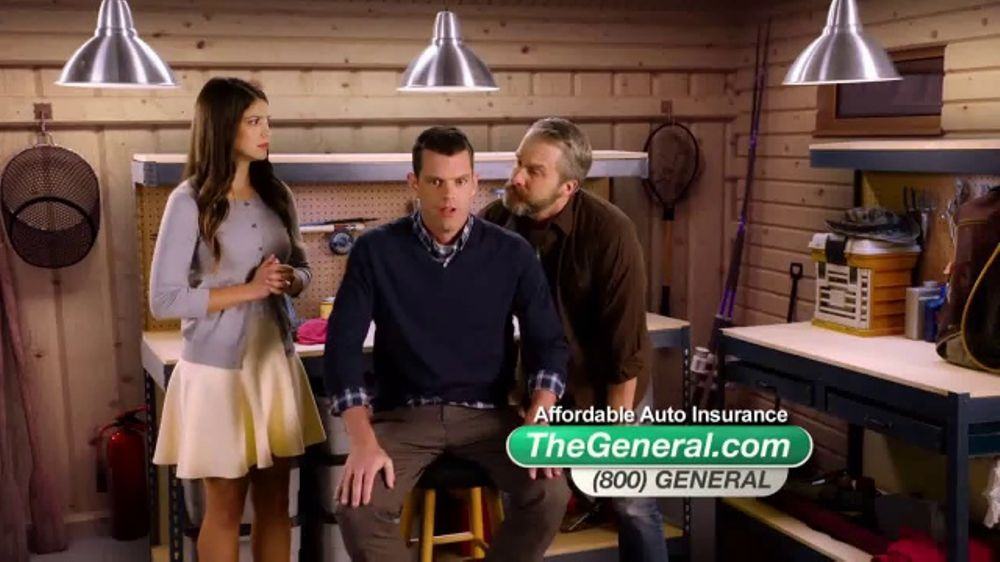Eric The Car Guy On Youtube: The General TV Commercial, 'Young Love'