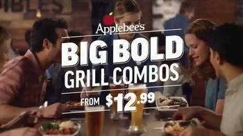 Applebee's Big and Bold Grill Combos TV Spot, 'Perfect Pairings'