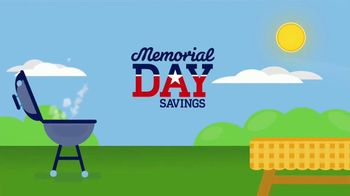 Lowe's Memorial Day Savings TV Spot, 'Trimmer and Appliances'