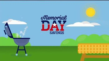 Lowe's Memorial Day Savings TV Spot, 'Herbs, Veggies and Soil'