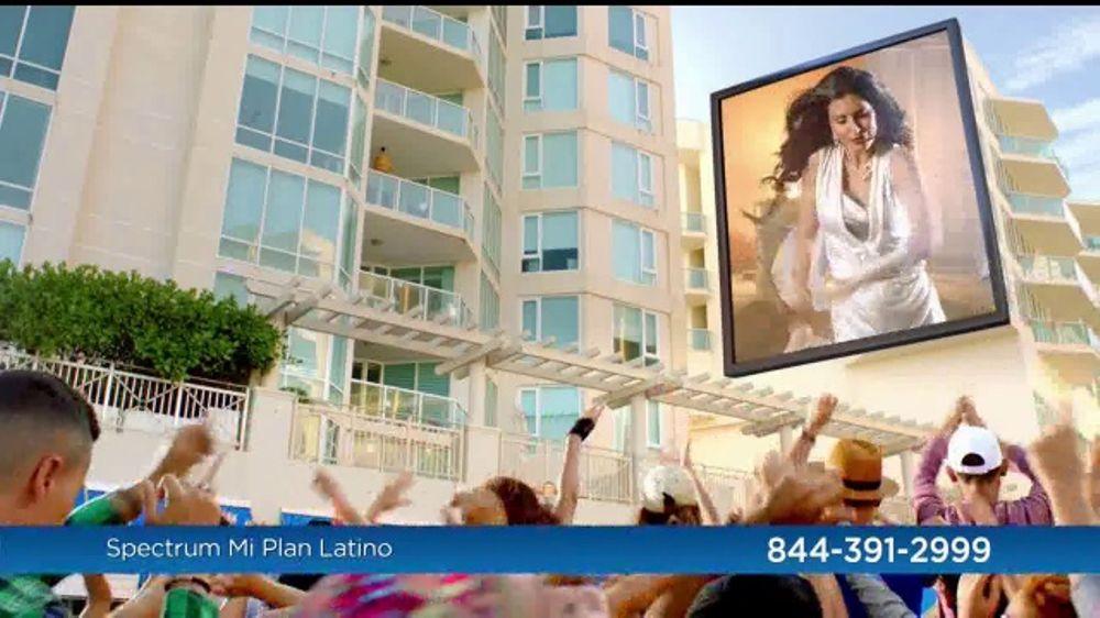 Dish Latino Internet >> Spectrum Mi Plan Latino TV Commercial, 'La gozadera ...