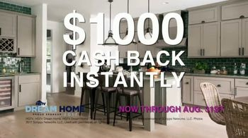 Cabinets To Go TV Spot, '$1000 Cash Back' Featuring Ty Pennington