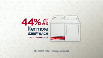 Sears Labor Day Event TV Spot, 'Top Brand Appliances' - Thumbnail 5