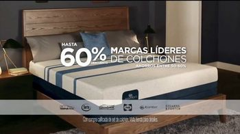Sears Evento de Labor Day TV Spot, 'Marcas lideres de colchones' [Spanish]