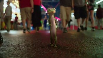 GEICO TV Spot, 'The Gecko Visits Coney Island' - Thumbnail 2