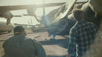 Ram Trucks TV Spot, 'Airplane Rescue: 1500 Crew Cab' Song by Anderson East - Thumbnail 3