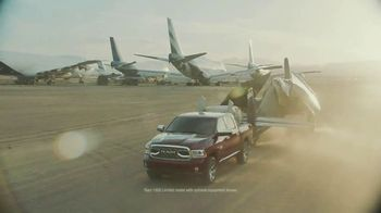 Ram Trucks TV Spot, 'Airplane Rescue: 1500 Crew Cab' Song by Anderson East - Thumbnail 4