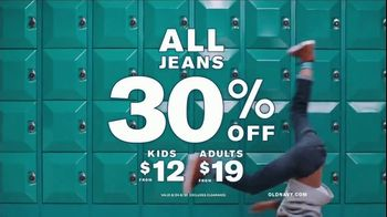Old Navy Jeans TV Spot, 'The Best Jeans in the Game' Song by MEN$A - Thumbnail 10