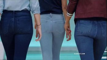 Old Navy Jeans TV Spot, 'The Best Jeans in the Game' Song by MEN$A - Thumbnail 2