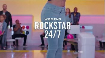Old Navy Jeans TV Spot, 'The Best Jeans in the Game' Song by MEN$A - Thumbnail 4
