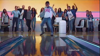 Old Navy Jeans TV Spot, 'The Best Jeans in the Game' Song by MEN$A - Thumbnail 8