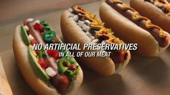 Oscar Mayer TV Spot, 'For the Love of Hot Dogs: Finish Summer Strong'