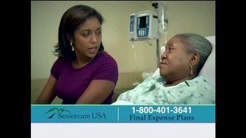 SeniorcareUSA TV Spot, 'Final Expense Insurance'