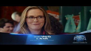 DIRECTV Cinema TV Spot, 'Diary of a Wimpy Kid: The Long Haul'