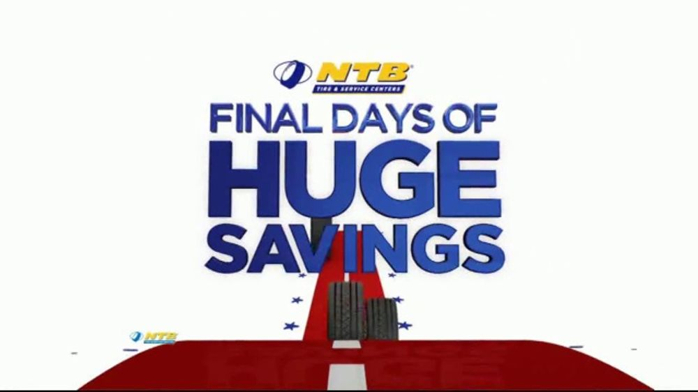 national tire & battery tv commercial, 'labor day savings' - ispot.tv