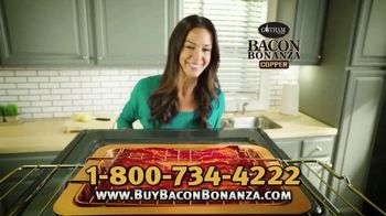Gotham Steel Bacon Bonanza TV Spot, 'Best Bacon You'll Ever Have'