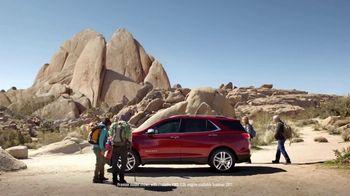 2018 Chevrolet Equinox LT TV Spot, 'Everybody, Everywhere' - Thumbnail 5