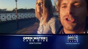 DIRECTV Cinema TV Spot, 'Open Water 3: Cage Dive'