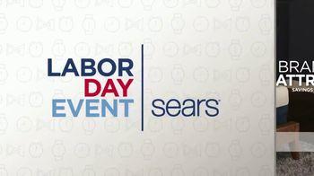 Sears Labor Day Event TV Spot, 'Top Brand Mattresses' - Thumbnail 1