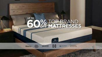 Sears Labor Day Event TV Spot, 'Top Brand Mattresses'