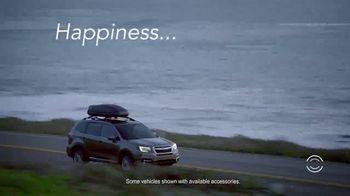 Subaru TV Spot, 'Ovation: Journeys'