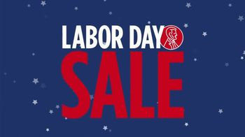 JCPenney Labor Day Sale TV Spot, 'Major Appliances'