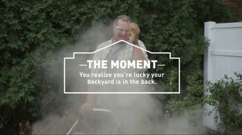 Lowe's Labor Day Savings Event TV Spot, 'The Moment: Backyard'