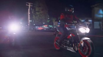 GEICO Motorcycle TV Spot, 'Neon' Song by Strange Weather