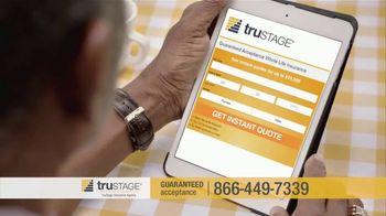 TruStage Guaranteed Acceptance Whole Life Insurance TV Spot, 'Be Prepared'