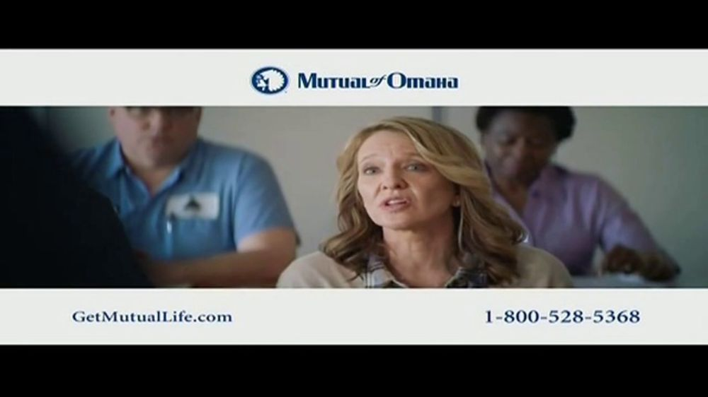United Of Omaha Life Insurance Company >> United of Omaha Life Insurance Company TV Commercial, 'Complete Confidence' - iSpot.tv