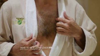XFINITY On Demand TV Spot, 'How to Be a Latin Lover' Song by Ms. Triniti
