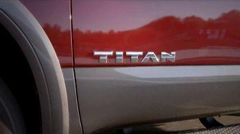 Nissan Bottom Line Model Year-End Event TV Spot, 'Heisman Trophy' - Thumbnail 4