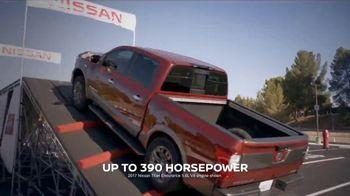Nissan Bottom Line Model Year-End Event TV Spot, 'Heisman Trophy' - Thumbnail 5