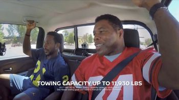 Nissan Bottom Line Model Year-End Event TV Spot, 'Heisman Trophy'