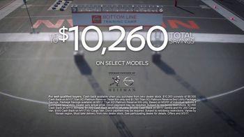 Nissan Bottom Line Model Year-End Event TV Spot, 'Heisman Trophy' - Thumbnail 8
