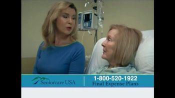 SeniorcareUSA Final Expense Plans TV Spot, 'When the Time Comes'