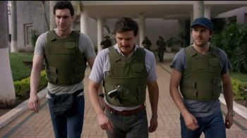 Netflix TV Spot, 'Narcos Season Three: Cocaine Incorporated'
