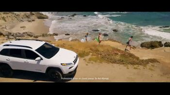 Jeep Labor Day Sales Event TV Spot, 'On the Way' Song by Marc Scibilia