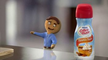 Coffee-Mate Pumpkin Spice TV Spot, 'Don't Fight Over the Pumpkin Spice' - Thumbnail 7