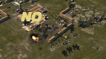 War Commander: Rogue Assault TV Spot, 'Swipe & Destroy' Song by Verdi