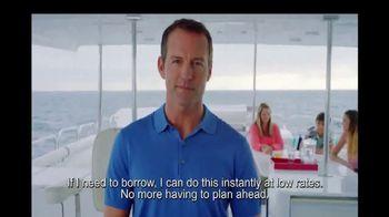 Interactive Brokers Debit Mastercard TV Spot, 'Borrow, Earn, Spend, Invest'