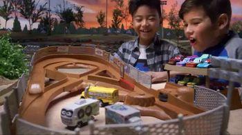 Disney Pixar Cars 3 Thunder Hollow Criss Cross Trackset Tv