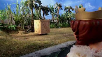 Burger King Crispy Chicken TV Spot, 'Adult Swim: Burger King Kong'