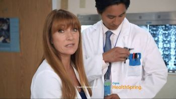 Cigna HealthSpring TV Spot, 'Take Care of Your Health' Feat. Jane Seymour