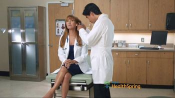 Cigna HealthSpring TV Spot, 'Take Care of Your Health' Feat. Jane Seymour - Thumbnail 2