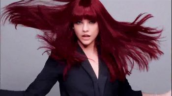 L'Oreal Paris Féria Power Red TV Spot, 'Beyond Bold'
