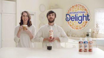 International Delight One Touch Latte TV Spot, 'Sound of Caramel'