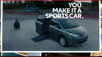 Toyota TV Spot, 'Pep-Talk' - Thumbnail 8