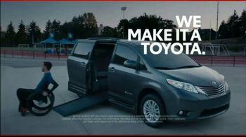 Toyota TV Spot, 'Pep-Talk' - Thumbnail 7
